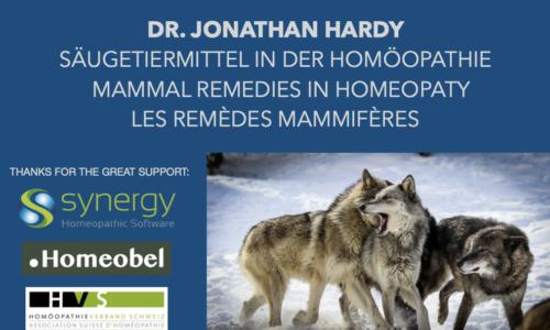 Jonathan Hardy – Säugetiere / Mammales / Mammiferres